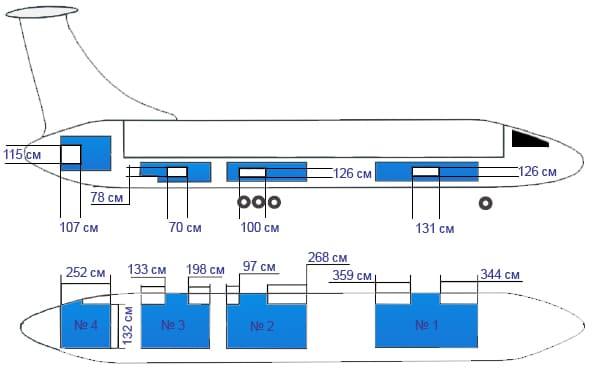 Самолет ИЛ-62, ИЛ-62М